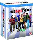 Rillit huurussa (The Big Bang Theory): Kaudet 1-9 (Blu-Ray), TV-sarja