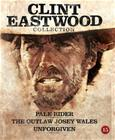 Clint Eastwood Western Collection (Blu-ray), elokuva
