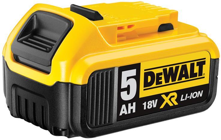 DeWalt DCB184-XJ XR 18V 5,0Ah Li-ion, työkaluakku