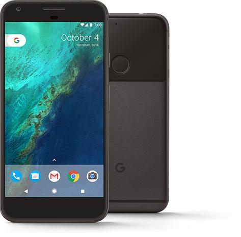 Google Pixel XL 32GB, puhelin
