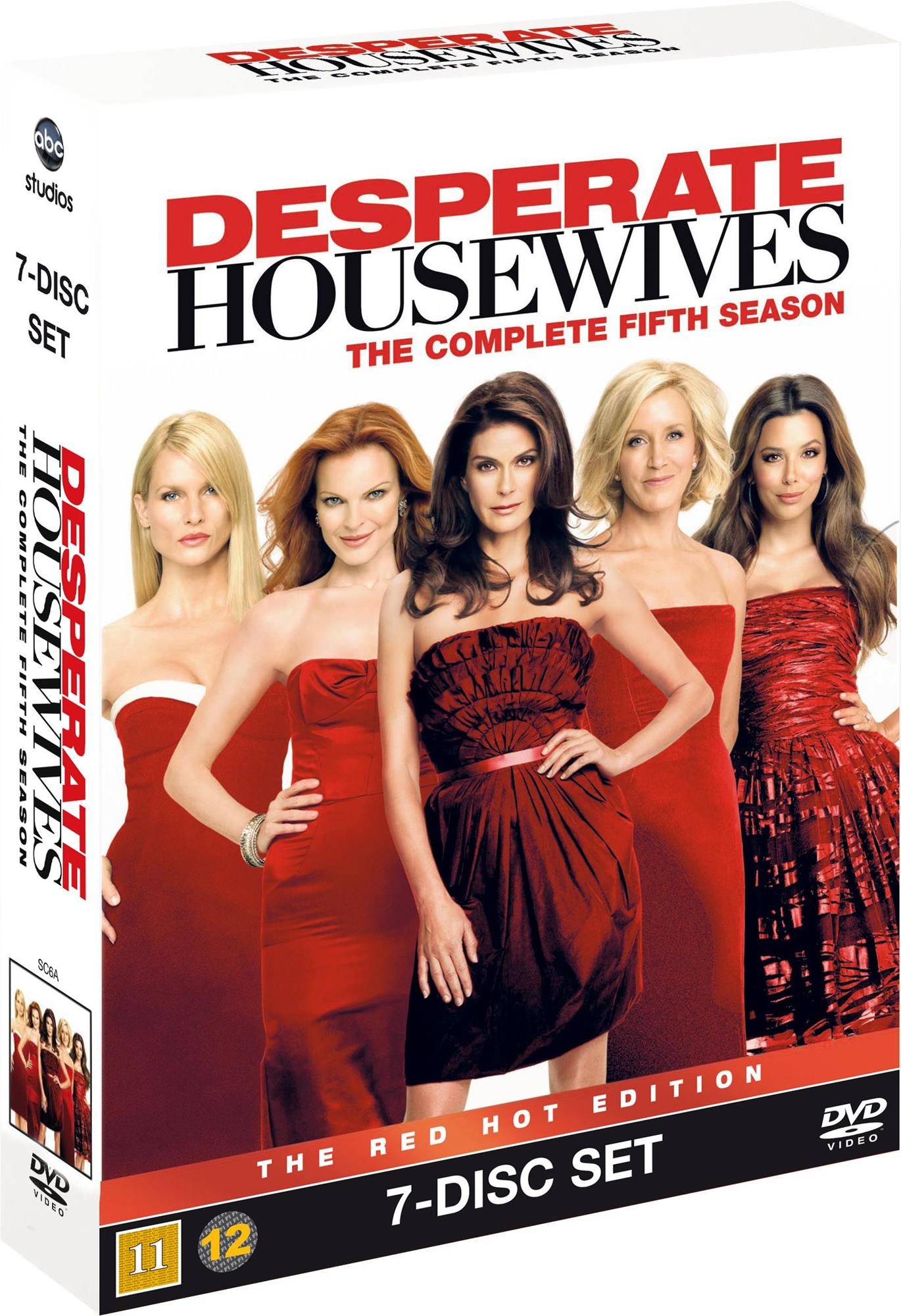 Täydelliset naiset (Desperate Housewives)  kausi 5 TV-sarja f5d6477557
