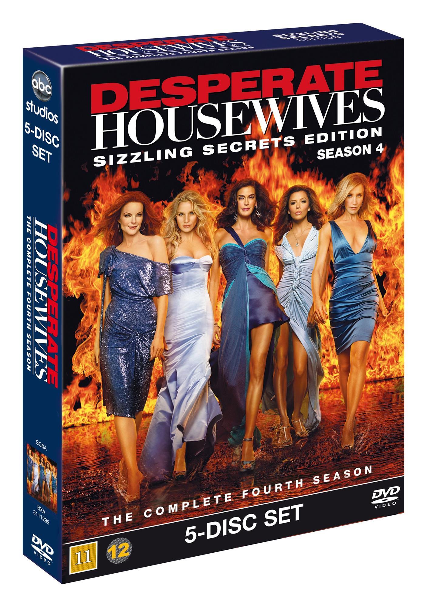 Täydelliset naiset (Desperate Housewives)  kausi 4 TV-sarja 17621ec213
