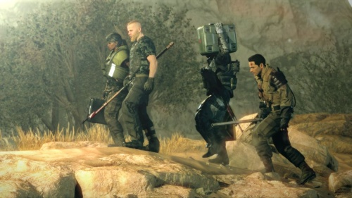 Metal Gear Survive, PC-peli