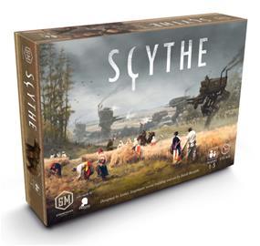 Scythe, lautapeli