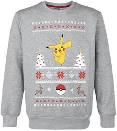 Pokémon Pikachu Christmas Sweater, pusero