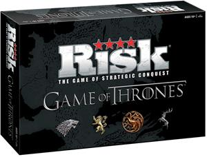 Risk: Game of Thrones Edition, lautapeli