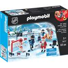 Playmobil 9017 joulukalenteri, NHL Rivalry on the Pond