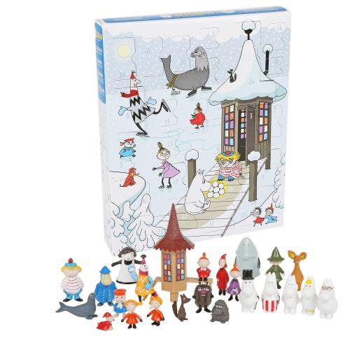 muumi joulukalenteri 2018 Muumi joulukalenteri, hinta 30€ | Hintaseuranta.fi muumi joulukalenteri 2018