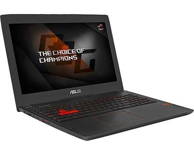 """Asus Rog GL502VM-FY044T (Core i7-6700HQ, 8 GB, 256 GB SSD, 15,6"""", Win 10), kannettava tietokone"""