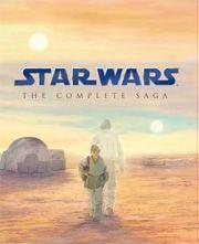 Star Wars - Complete Saga (Episodes I - VI, Blu-Ray), elokuva
