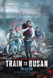 Train to Busan (2016, Blu-Ray), elokuva