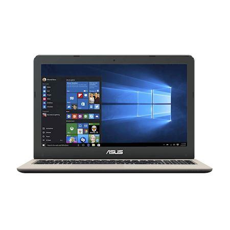 """Asus R558UR-DM225T (Core i5-7200U, 8 GB, 512 GB SSD, 15,6"""", Win 10), kannettava tietokone"""