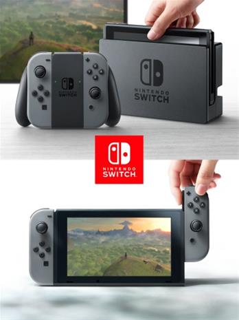 Nintendo Switch, pelikonsoli