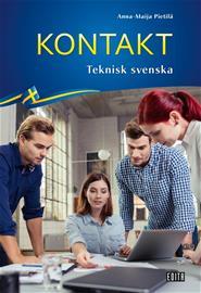Kontakt : teknisk svenska (Anna-Maija Pietilä), kirja