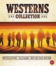 Western Collection (Blu-ray), elokuva