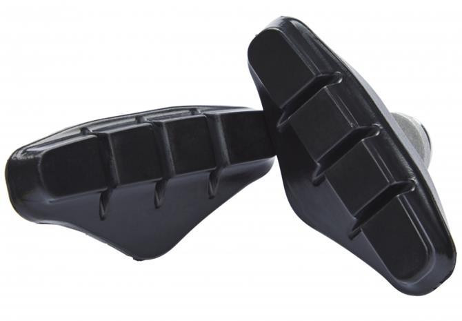 Shimano R50T5 v-jarrupalat & -kengät BR-4700 1 pari , hopea