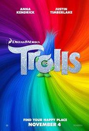 Trolls (2016), elokuva