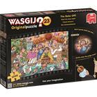 Wasgij - Mitä näet takanani? The Bake Off, palapeli, 1000 palaa