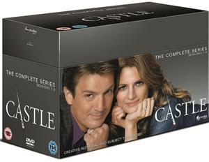 Castle: Kaudet 1-8, TV-sarja