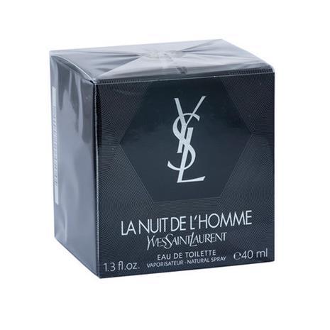 """Yves Saint Laurent La Nuit de l""""""""Homme 40ml EDT"""