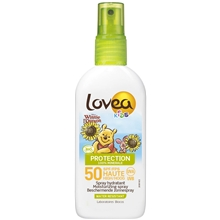 Lovea Aurinkorasva Kids spray SPF 50 Disney 100 ml
