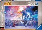 Ravensburger, Palapeli, Star Wars Universe, 2000 palaa
