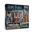 Wrebbit 3D Puzzle - Harry Potter - Diagon Alley