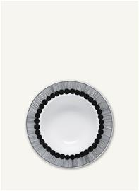 Marimekko Oiva/Siirtolapuutarha, syvät lautaset 20 cm, 6 kpl