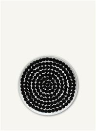 Marimekko Oiva/Siirtolapuutarha Räsymatto, lautaset 20 cm, 6 kpl