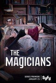 The Magicians: Kausi 1 (2015, Blu-Ray), TV-sarja
