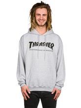 Thrasher Skate-Mag Huppari greymottled / harmaa Miehet