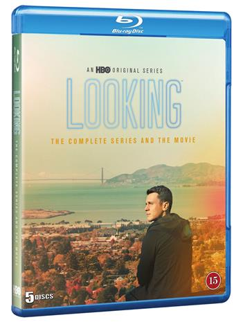 Looking: Kadet 1-2 + elokuva (Blu-Ray), TV-sarja