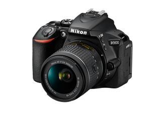 Nikon D5600 Kit (18-55mm VRII), järjestelmäkamera