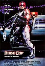 Robocop - Remastered Director's Cut (1987, Blu-ray), elokuva