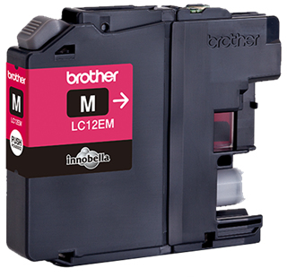 Brother LC12EM, mustekasetti