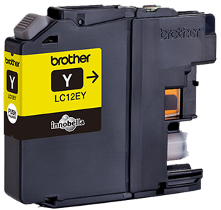 Brother LC12EY, mustekasetti