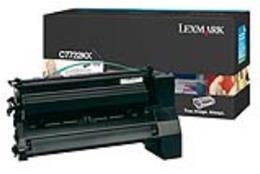 Lexmark C7722KX, mustekasetti