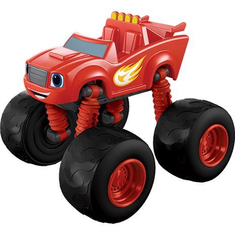 Blaze ja monsterikoneet, Monster Morpher -auto