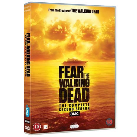 Fear the Walking Dead: Kausi 2, TV-sarja