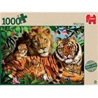 Palapeli 1000 Palaa Wild Cats