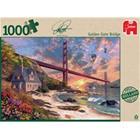 Palapeli 1000 Palaa Golden Gate Bridge