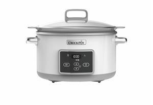 Crock-Pot 5,0 l DuraCeramic, Slow cooker
