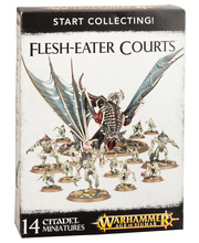 Start Collecting! Flesh-Eater Courts WH