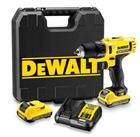 DeWalt DCD710D2 XR 10,8V 2x2,0Ah, akkupora/-ruuvinväännin