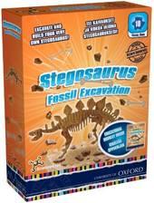 Fossiilin kaivaus - Stegosaurus Science4You