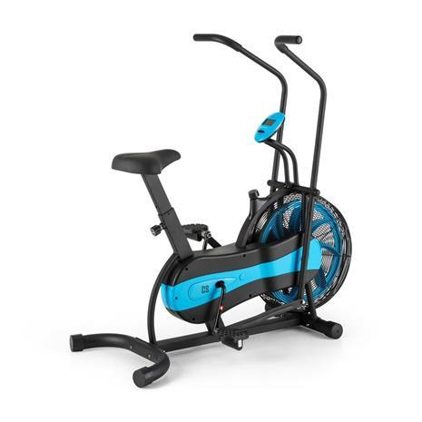 CAPITAL SPORTS Stormstrike 2k crosstrainer kuntopyörä ergometri maksimikuormitus 120 kg musta