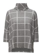Mango Check Sweater 14800542