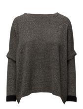 Mango Metal-Thread Linen-Blend Sweater 14785301