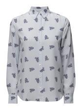 GANT O1. Striped Paisley Print Shirt 14913580