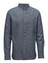 Knowledge Cotton Apparel Twill Melange Shirt - Gots 13941914